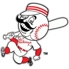 User comments and reviews for Cincinnati Redlegs Logo - Chris Creamer's Sports Logos Page - SportsLogos.Net #reds #logo #cincinnati #sports