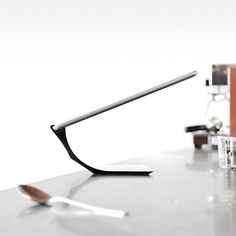 This tablet stand gives you 6 positions and 3 viewings angles. #modern #design #tablet #product #industrial #standstand #style