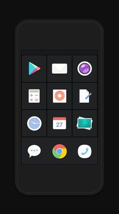 Full_realpixels #flat #mobile #ui #clean