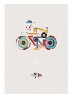 pRide by Leandro Castelao - Leandro Castelao - Gallery #poster #print #leandro #castelao