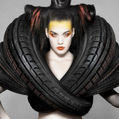 Treadwear Goodyear Dunlop #fashion #photography #inspiration #style