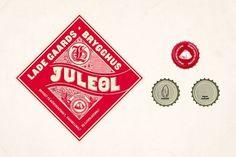 Lade Gaards Brygghus on the Behance Network #packaging #beer #label