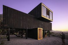 Chilean beach house, Puertecillo House, 2DM Arquitectos