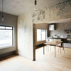 Dezeen » Blog Archive » Setagaya Flat by Naruse Inokuma Architects #architecture
