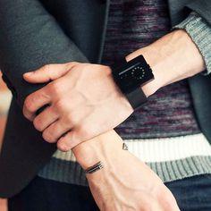 Nooka Zirc Night Watch #gadget #watch