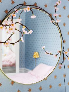 amanda rodriguez styling mirror #interior #design #decor #deco #decoration