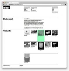 Spin — Biber Architects website #white #biber #black #digital #spin #and #web #typography