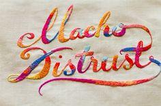 What Katie Does: Maricor Maricar #craft #handmade #typography