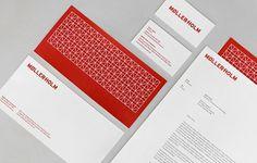 mollerholm7 #letterhead #identity #branding #stationery