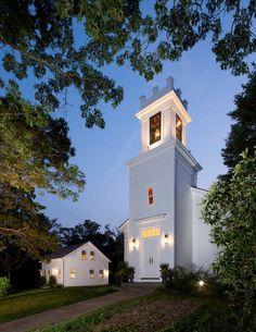 Vineyard Church Conversion – The Resurrection of Lambert's Cove Church