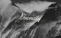 Downcity Outfitters on Behance
