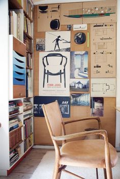 For the Home / Finn Juhl #homeoffice #office #space #work