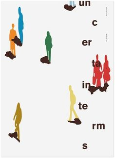 Uncertain Terms, Uriah Gray's Portfolio #poster
