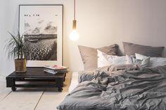 #interior #minimalism #grey #loft