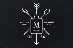 Maria's Packaged Goods & Community Bar #beer #logo