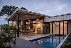 pool / Strachan Group Architects