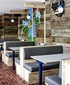 Jimmy Grants Restaurant Decor - #restaurant, #decor, #interior,