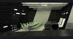 Cargo #interior #design #architecture #chairs