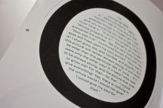 WILDE Magazine on Typography Served #typography #magazine #black and white #wilde magazine
