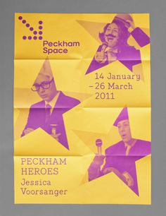 Peckham Heroes Poster 2 #heroes #peckham #poster