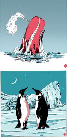 Illustrations by Thomas Danthony