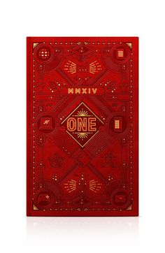 One - book cover