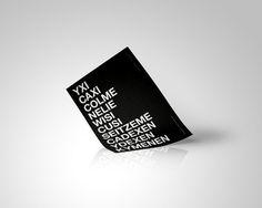 Homage to Mikael Agricola design posters. Design: Tony Eräpuro #poster #exhibition #typography #numerals #helsinki #tonyeräpuro