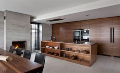 Trendy Functional and Contemporary Home trendy functional contemporary kitchen