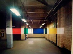 New Anamorphoses by Georges Rousse3 #architecture #art