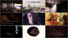 #sherlock #bbc #title #sequence