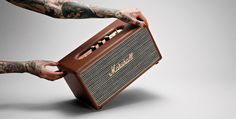 Marshall Brown Stanmore Speaker #tech #flow #gadget #gift #ideas #cool