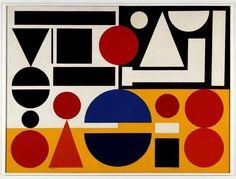 Auguste Herbin - L'alphabet plastique