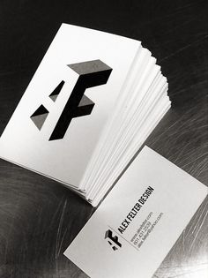 Alex Felter business cards #cards #business