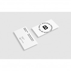 Two business card on white background mock up Free Psd. See more inspiration related to Background, Business card, Mockup, Business, Card, Book, Template, Black, Web, Website, Folder, White, Note, Pen, Mock up, Black and white, Templates, Website template, Mockups, Up, Web template, Realistic, Note book, Real, Two, Web templates, Mock ups, Mock and Ups on Freepik.