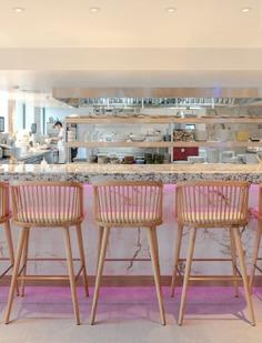 Bisushima Restaurant by Ben Adams Architects