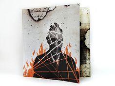 Rabbit Children CD Packaging - FPO: For Print Only #album #packaging #design #graphic #music