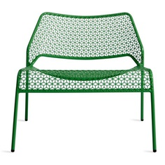 Hot Mesh Lounge Chair - Green