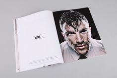 Caffeine Nicotine by She Was Only. #print #design #magazine