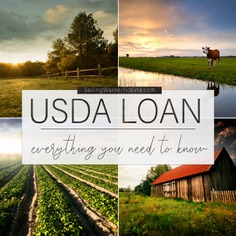 If you are looking to purchase land and living in a rural setting you will want to check out the best fiance option available. #realestate #mortgage #rural # rurallife #mortgage #mortgagetips