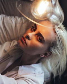 Gorgeous Beauty and Lifestyle Female Portraits by Nathan Lobato