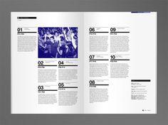 Delux Studio — Works of Roger Schami #design #graphic #book #minimal #editorial