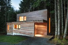 Rainforest Retreat on the Coast of Vancouver Island 1