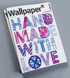 WANKEN - The Blog of Shelby White» Wallpaper Magazine Cover Illustration