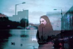 Multiple Exposure Film Portrait Photography by Maya Beano