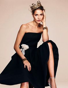 Ana Beatriz Barros by Emre Dogru for L'Officiel Turkey
