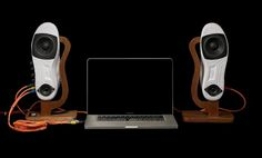 Design | THEINSPIRATION.COM l THIS IS WH▲T INSPIRES US #air #speakers #force #1