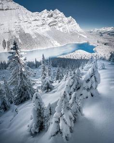 Wonderful Natural Landscapes in Canada by Martina Gebarovska