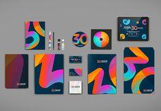 30secondpromos.co.uk branding on Behance #pattern #iconset #branding #icon #palette #texture #ui #brand #identity #logo #colour #cd
