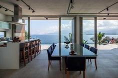 dining room, Brazil / HUS Arquitetos