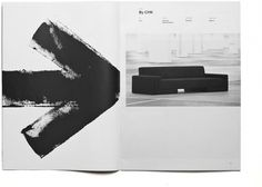 Project Images #furniture #exhibition #black and white #catalogue